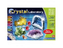 Buy Educational kit CLEMENTONI Crystal Laboratory 61822 Elkor