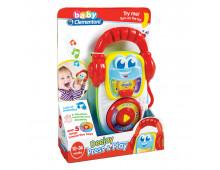 Купить Игрушка CLEMMY Deejay press & Play 17112 Elkor