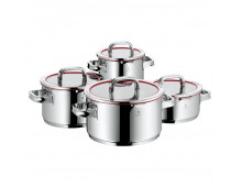 Buy Set of pots WMF Cookware set Function 4 4-pcs 760046380 Elkor