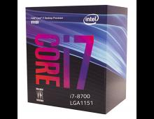 Pirkt Procesors INTEL Core i7-8700 LGA1151  Elkor