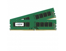 Buy RAM CRUCIAL 16GB, DDR4, 2400 MHz CT2K8G4DFS824A Elkor