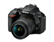 Цифровая зеркальная фотокамерa NIKON D5600 + AF-P DX 18-55 VR D5600 + AF-P DX 18-55 VR
