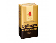 Kafija DALLMAYR Entcoffeiniert (bezkofeīna), 500g Entcoffeiniert (bezkofeīna), 500g