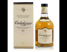 Buy Whiskey DALWHINNIE Malt 15 Year Old 43%  Elkor