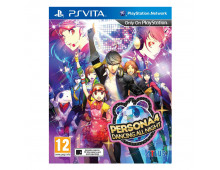 PlayStation Vita  spēle Persona 4: Dancing All Night Persona 4: Dancing All Night