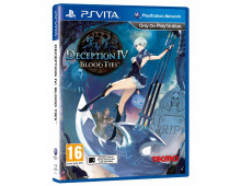 PlayStation Vita  spēle Deception IV Blood Ties Deception IV Blood Ties