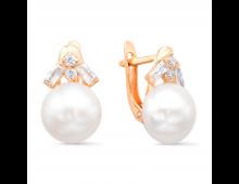 Pirkt Auskari DEFLEUR Pearls 22404A1 Elkor