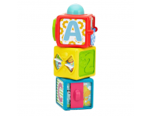 Buy Children cubes FISHER-PRICE Stacking Action Blocks DHW15 Elkor