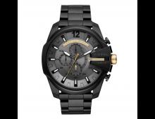 Buy Watch DIESEL Mega Chief Black DZ4479 Elkor