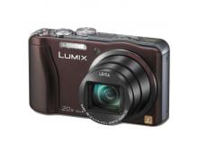 Купить Цифровая фотокамера PANASONIC DMC-TZ30EP-T  Elkor