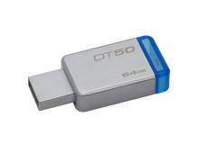 Купить USB Flash память KINGSTON 64GB Data Traveler  DT50/64GB Elkor