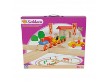 Buy Kid's railway EICHORN Train, Circle 8 100001202 Elkor