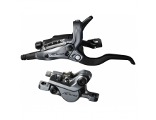 Bremzes SHIMANO Disc Brake Set Rear Black Alivio Disc Brake Set Rear Black Alivio