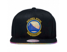 Pirkt Beisbola cepure MITCHELL AND NESS GS Warriors Dark Hologram BH73H1 Elkor
