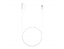 Купить USB провод SAMSUNG Combo Cable Type-C & Micro USB EP-DG930DWEGWW Elkor