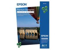 Photographic paper EPSON Premium SemiGl A4 S041332 Premium SemiGl A4 S041332