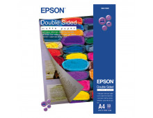 Buy Photographic paper EPSON Double-Sided Matte A4 C13S041569 Elkor
