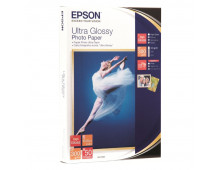 Buy Photographic paper EPSON Ultra Glossy Photo 10x15 S041943 Elkor