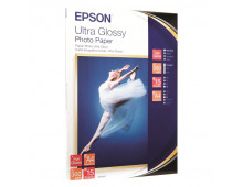 Купить Фотобумага EPSON Ultra Glossy Photo A4 S041927 Elkor