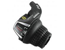 Купить Переключатель скоростей SHIMANO Revo 7S SL-RS35 Tourney ESLRS35R7AP Elkor