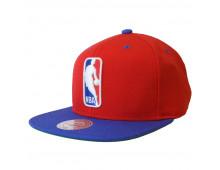 Buy Baseball cap MITCHELL AND NESS NBA Logo EU444 Elkor