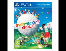 Купить Игра для PS4  Everybody's Golf  Elkor