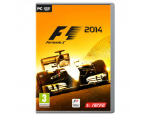 Computer game F1 2014 F1 2014