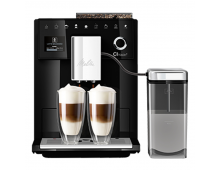 Pirkt Kafijas automāts MELITTA F630-102 Ci Touch Black  Elkor