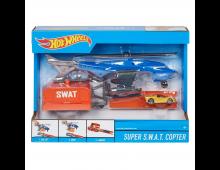 Buy Game set HOT WHEELS Super S.W.A.T. Copter FDW70 Elkor
