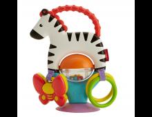 Pirkt Attīstošā rotaļlieta FISHER-PRICE Zebra FGJ11 Elkor