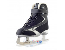 Buy Skates FILA Chrissy Lx Black/Silver 10415070 Elkor