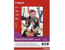 Buy Photographic paper CANON Glossy A4/100 GP-501 0775B001  Elkor