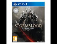 Game for PS4 Final Fantasy XIV Stormblood Final Fantasy XIV Stormblood