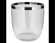Buy Vase FINK Deluxe Platinum Rim H40 112072 Elkor