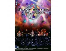 Музыкальный диск FLYING COLORS - Live in Europe FLYING COLORS - Live in Europe