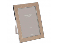 Buy Photo frame ADDISON ROSS Faux Shagreen Sand  FR1081 Elkor