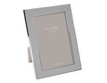 Buy Photo frame ADDISON ROSS Faux Shagreen Grey FR1084 Elkor