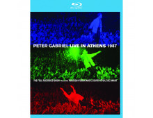 Buy Music disc  PETER GABRIEL - Live In Athens 1987  Elkor