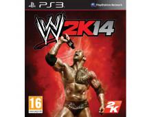 PS3 spēle WWE 2K14 WWE 2K14