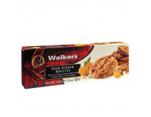 Buy Cookies WALKERS Stem Ginger Biscuits  Elkor