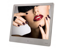 Pirkt Digitālais fotorāmis HAMA UN3091/DPF-8SL B Steel 118560 Elkor