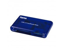 Buy Memory Card Reader HAMA 30in1 R/W  Elkor