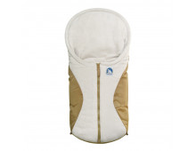 Buy Sleeping-bag HEITMANN FELLE Lambskin cosy toes (beige) 968BE Elkor