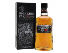 Buy Whiskey HIGHLAND PARK 18 Year Old 43%  Elkor