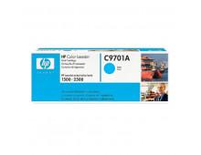 Купить Тонер HP C9701A Cyan  Elkor