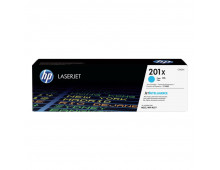 Buy Toner cartridge HP 201X High Yield Cyan CF401X Elkor