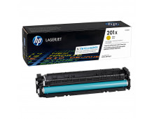 Buy Toner cartridge HP 201X High Yield Yellow CF402X Elkor