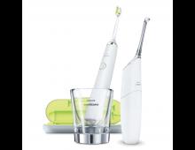Купить Электрическая зубная щётка PHILIPS Sonicare AirFloss Ultra HX8491/01  Elkor