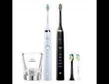Купить Электрическая зубная щётка PHILIPS Sonicare DiamondClean HX9334/41  Elkor