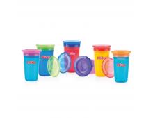 Купить Кружка NUBY Wonder cup ID10414 Elkor